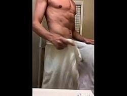 TikTok muscular beggar detect boner accident