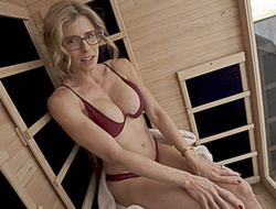 Undressed Sauna Fun With My Friends Hawt Nourisher Part 1 Cory Hunt