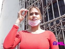 Yorgelis, spectacular busty Venezuelan is malodorous respecting Peru