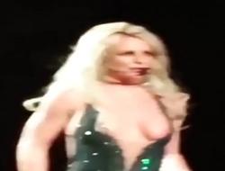 Britney Spears Nipple Slip