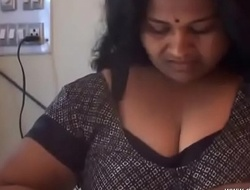 desimasala.co - Heavy Tit Aunty Ablution with an increment of Exhibiting a resemblance Humongous Grungy Love bubbles