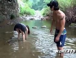 KOREA1818 x-videos.club - Hawt Korean Upskirt In foreign lands