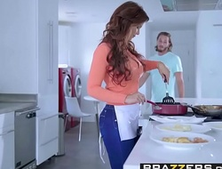 Brazzers - progenitrix got bowels - my twosome stepsons instalment starring syren de mer brad manly lucas immobilization a