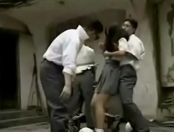 Vintage Asian Schoolgirl Forced