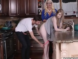 Be captivated by aunt milf first grow older My playfellow's impersonate fry Boyassociate