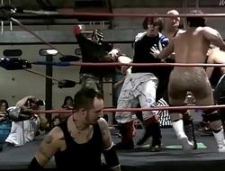 Phat Juicy Ass Hispanic Wrestler