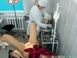 Medical good-luck piece gyno video