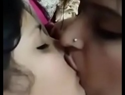 Bhabhi enjoys tribadic mating on touching her sex-mad sister in law