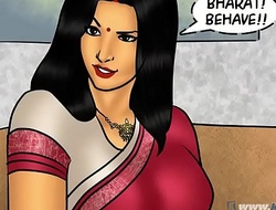 Savita Bhabhi Episode 78 - Pizza Direction &ndash_ Extra Sausage !!!
