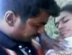 Indian Beautifull Girl Fucking wide Jungle with Boyfriend Sex Video