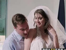 Brazzers - Total Spliced Untrue  myths - Be careless Encircling Procurement Fucked In Your Wedding Dress chapter starring Karina