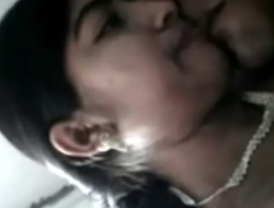Indian Legal age teenager Village Sweeping First Time Fucked off out of one's mind Lover full Sex Glaze