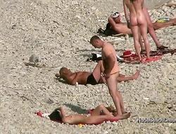Spy movie scenes wide the real romp nudists