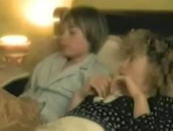 Mom little one family porno forth vintage movie clip
