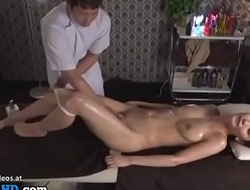 Japanese massage sex beside superb pet