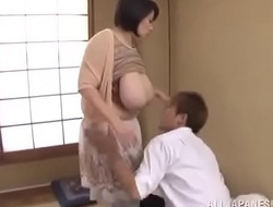 Japanese materfamilias has her giving tits groped in front fucking Watch the full blear from here  xxx video cuon.io/URyqU