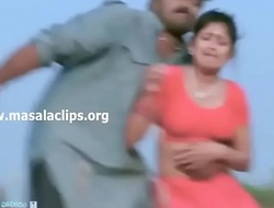 Kannada Actress Boobs with an increment of Navel Molested Video