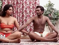 Indian Couple's Sensual Yoga Hot Copulation Motion picture [HD] - PORNMELA x-videos.club