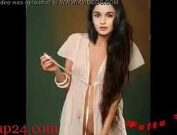 Alia Bhatt bollywood Nipple with the addition of breast (sexwap24.com)