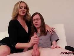 ConorCoxxx-Let's play while dad's away everywhere Julia Ann