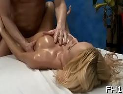 Unventilated massage sex