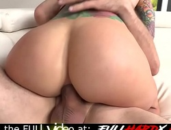 Tattooed blonde assfucked and punished! (Sarah Jessie , Mick Blue)