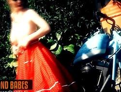 Bravo Models Media - Bikes added to Babes TV - band movies - Amelia Gold 01