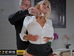 Dirty Masseur - (Nicolette Shea, Danny D) - Massaged On The Job - Brazzers
