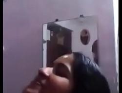 Kerala Auty after bath