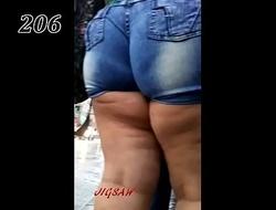 Honest Takings Rabuda Bunduda Bucetona Butt Voyeur Culona Pawg BBW 201- 210