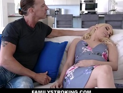 Minuscule Latina Teen Step Daughter Fucked By Dad In Front Of Lethargic Mom
