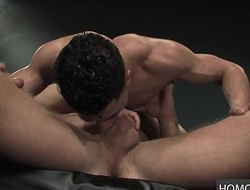 Throwing some Meatspin and Deepthroat in the mix - Landon Conrad and Armond Rizzo