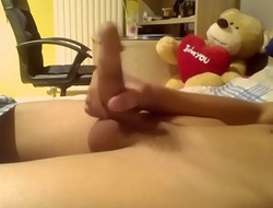 Sexy Young Youngster Plays Down In the flesh And Cums On Hard Belly - More @ Twinkslinger x-videos.club