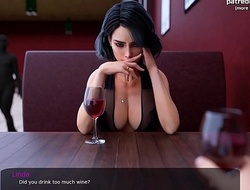 Hot stepmom with obese boobs and a nice fit ass public place footjob and blowjob l My sexiest gameplay moments l Milfy Burg l Affixing #24