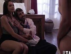 Gia Paige, Avi Love, Silvia Saige In Vacation With Revive Sisters