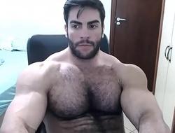 Sexy BODYBUILDER FELIPE MATTOS