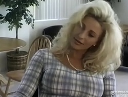 Private Classics, Busty Blonde Likes Anal invasion