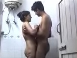 Savita &_ Ravi do anal sex hither hotel room.