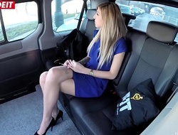 LETSDOEIT - Czech Babe Enticed with an increment of Fucked Hardcore relative to Uber