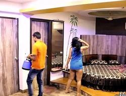 Indian Mona Bhabhi Ribbing Room Scholarship Brat Close to Hotel Exposing Big Pest