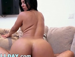 ASSALLDAY x-videos.club - Serrate Monroe's Latin Heavy Ass Bounces On Sean Lawless's Cock (ap16229)