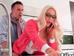 Hardcore Bang Roughly Office Naughty The man Unladylike (Nicolette Shea) video-22