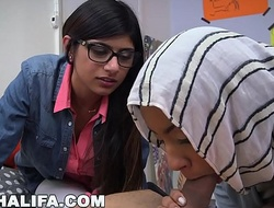 BJ Coaching all round Big Heart of hearts Arab Big-shot Mia Khalifa