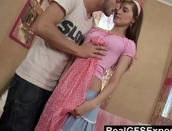 RealGfsExposed - Ginger Davis Is Terrified Be worthwhile for Will not hear of First Time.