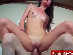 Submissived presents Who's A difficulty Bitch Convulsion with Ariel Grace free vids-04