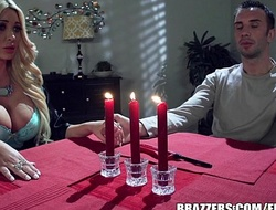 Brazzers - summer acquires revenge greater than will not hear of bf