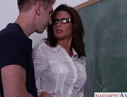 Stockinged sex school veronica avluv fuck in class