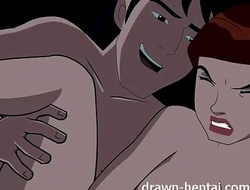 Ben 10 anime - kevin bad once more