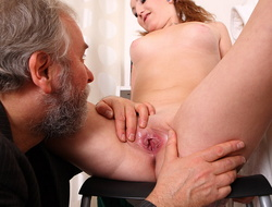 Sveta coupled with her lover rally an older band together who likes younger women into their play.