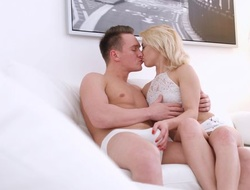 Mickey Munificent having hardcore sex alongside her right-hand man